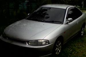 Автомобиль Mitsubishi Mirage, плохое состояние, 1998 года выпуска, цена 50 000 руб., Кировск