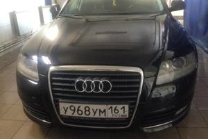 Подержанный автомобиль Audi A6, отличное состояние, 2009 года выпуска, цена 820 000 руб., Ростов-на-Дону