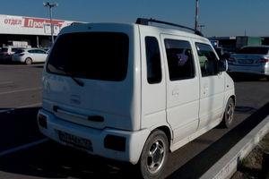 Автомобиль Suzuki Wagon R, хорошее состояние, 1998 года выпуска, цена 137 000 руб., Славянск-на-Кубани