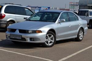 Авто Mitsubishi Galant, 2003 года выпуска, цена 228 000 руб., Москва