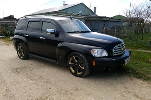 Автомобиль Chevrolet HHR, хорошее состояние, 2005 года выпуска, цена 400 000 руб., Калуга