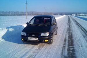 Автомобиль Hyundai Matrix, хорошее состояние, 2005 года выпуска, цена 235 000 руб., республика Татарстан