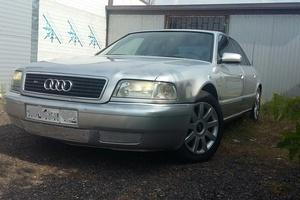 Подержанный автомобиль Audi S8, хорошее состояние, 2000 года выпуска, цена 399 250 руб., Москва