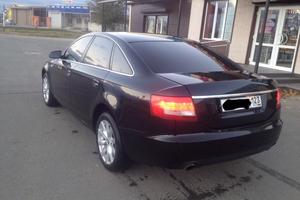 Автомобиль Audi A6, хорошее состояние, 2008 года выпуска, цена 620 000 руб., Краснодар