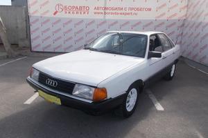 Подержанный автомобиль Audi 100, отличное состояние, 1985 года выпуска, цена 35 000 руб., Воронеж