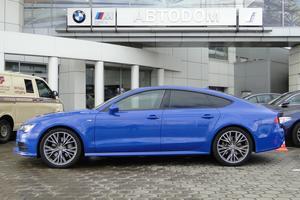Авто Audi A7, 2015 года выпуска, цена 2 830 000 руб., Москва