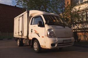 Подержанный автомобиль Kia Bongo, хорошее состояние, 2005 года выпуска, цена 390 000 руб., Троицк