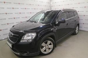 Авто Chevrolet Orlando, 2013 года выпуска, цена 795 000 руб., Москва