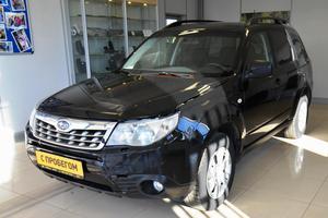 Авто Subaru Forester, 2012 года выпуска, цена 785 000 руб., Москва