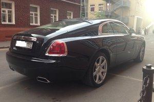Автомобиль Rolls-Royce Wraith, отличное состояние, 2015 года выпуска, цена 15 000 000 руб., Москва