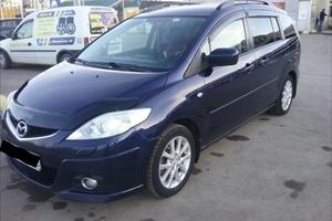 Автомобиль Mazda 5, хорошее состояние, 2008 года выпуска, цена 470 000 руб., Санкт-Петербург