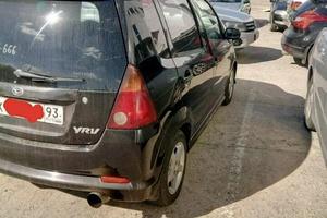 Автомобиль Daihatsu YRV, хорошее состояние, 2000 года выпуска, цена 190 000 руб., Краснодарский край