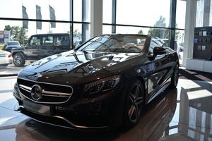 Новый автомобиль Mercedes-Benz S-Класс, 2016 года выпуска, цена 14 700 000 руб., Набережные Челны
