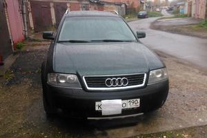 Подержанный автомобиль Audi Allroad, хорошее состояние, 2003 года выпуска, цена 399 000 руб., Москва