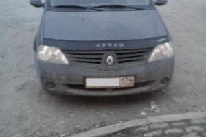 Подержанный автомобиль Renault Logan, хорошее состояние, 2007 года выпуска, цена 204 000 руб., Сатка