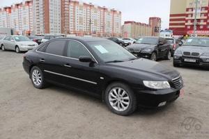 Авто Hyundai Grandeur, 2007 года выпуска, цена 445 000 руб., Тюмень