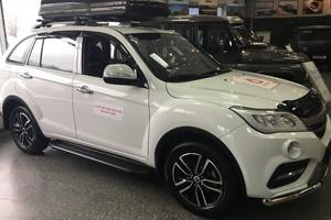 Авто Lifan X60, 2016 года выпуска, цена 779 000 руб., Санкт-Петербург