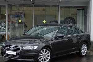 Подержанный автомобиль Audi A6, отличное состояние, 2015 года выпуска, цена 1 899 000 руб., Москва