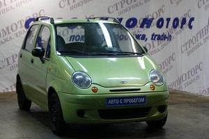 Авто Daewoo Matiz, 2010 года выпуска, цена 99 000 руб., Москва