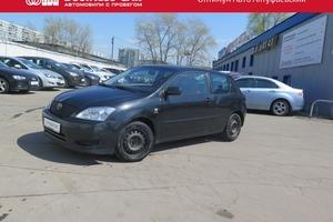 Авто Toyota Corolla, 2002 года выпуска, цена 220 404 руб., Москва