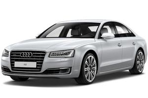 Новый автомобиль Audi A8, 2017 года выпуска, цена 6 462 000 руб., Москва