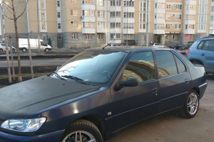 Автомобиль Peugeot 306, хорошее состояние, 2000 года выпуска, цена 80 000 руб., Москва
