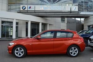Авто BMW 1 серия, 2016 года выпуска, цена 1 500 000 руб., Москва