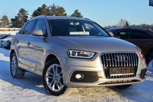 Подержанный автомобиль Audi Q3, отличное состояние, 2013 года выпуска, цена 1 249 000 руб., Екатеринбург