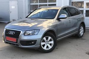 Подержанный автомобиль Audi Q5, хорошее состояние, 2009 года выпуска, цена 745 000 руб., Казань