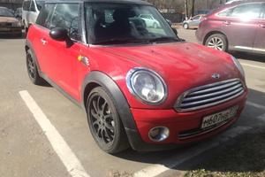 Подержанный автомобиль Mini Cooper, хорошее состояние, 2010 года выпуска, цена 550 000 руб., Пушкино