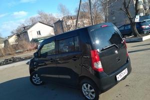 Автомобиль Suzuki Wagon R, отличное состояние, 2009 года выпуска, цена 200 000 руб., Хабаровск