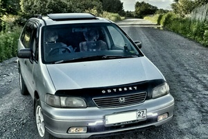 Автомобиль Honda Odyssey, хорошее состояние, 1995 года выпуска, цена 200 000 руб., Хабаровск