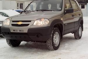 Авто Chevrolet Niva, 2014 года выпуска, цена 368 500 руб., Москва