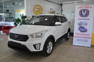 Авто Hyundai Creta, 2016 года выпуска, цена 1 300 000 руб., Москва