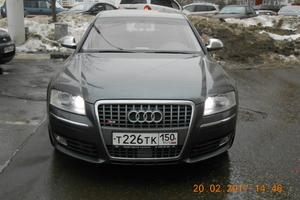 Подержанный автомобиль Audi S8, отличное состояние, 2008 года выпуска, цена 980 000 руб., Москва