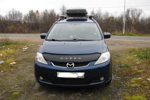 Автомобиль Mazda 5, отличное состояние, 2007 года выпуска, цена 490 000 руб., Мурманск