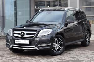 Авто Mercedes-Benz GLK-Класс, 2013 года выпуска, цена 1 329 000 руб., Санкт-Петербург
