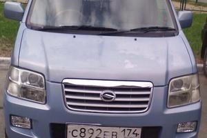 Подержанный автомобиль Suzuki Wagon R, отличное состояние, 2004 года выпуска, цена 220 000 руб., Челябинск