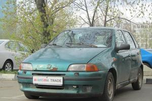 Авто Fiat Punto, 1998 года выпуска, цена 25 000 руб., Москва
