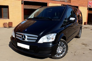 Авто Mercedes-Benz Viano, 2012 года выпуска, цена 1 929 000 руб., Московская область
