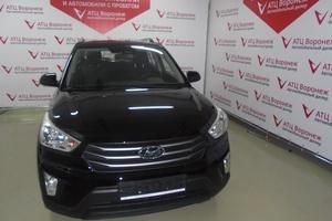 Авто Hyundai Creta, 2017 года выпуска, цена 939 000 руб., Воронеж