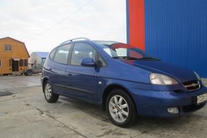 Автомобиль Chevrolet Rezzo, хорошее состояние, 2007 года выпуска, цена 260 000 руб., Орехово-Зуево
