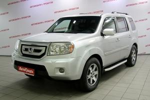 Авто Honda Pilot, 2008 года выпуска, цена 739 000 руб., Москва
