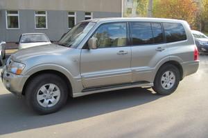 Автомобиль Mitsubishi Pajero, отличное состояние, 2004 года выпуска, цена 580 000 руб., Снежинск