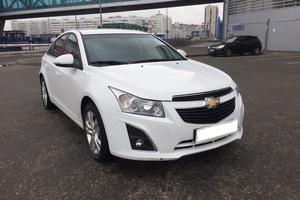 Автомобиль Chevrolet Cruze, отличное состояние, 2013 года выпуска, цена 580 000 руб., Казань