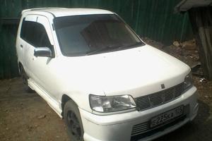 Автомобиль Nissan Cube, хорошее состояние, 1999 года выпуска, цена 170 000 руб., Благовещенск