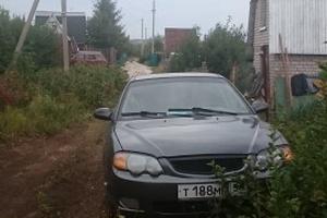 Авто Kia Spectra, 2002 года выпуска, цена 110 000 руб., Самара