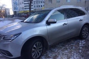 Автомобиль Acura MDX, отличное состояние, 2014 года выпуска, цена 2 500 000 руб., Москва