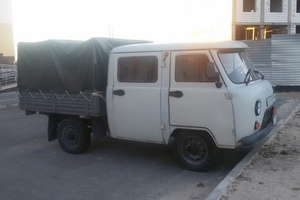 Автомобиль УАЗ 39094, среднее состояние, 2006 года выпуска, цена 150 000 руб., Новый Уренгой