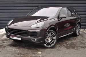 Авто Porsche Cayenne, 2015 года выпуска, цена 4 479 000 руб., Москва